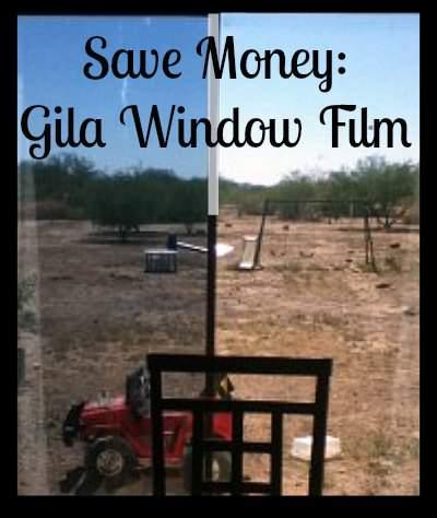 gila heat control window film application solution