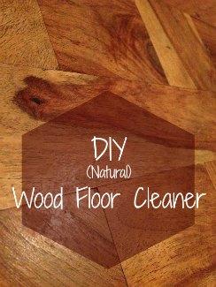 Natural diy wood floor cleaner pint size farm diy natural wood floor cleaner solutioingenieria Gallery