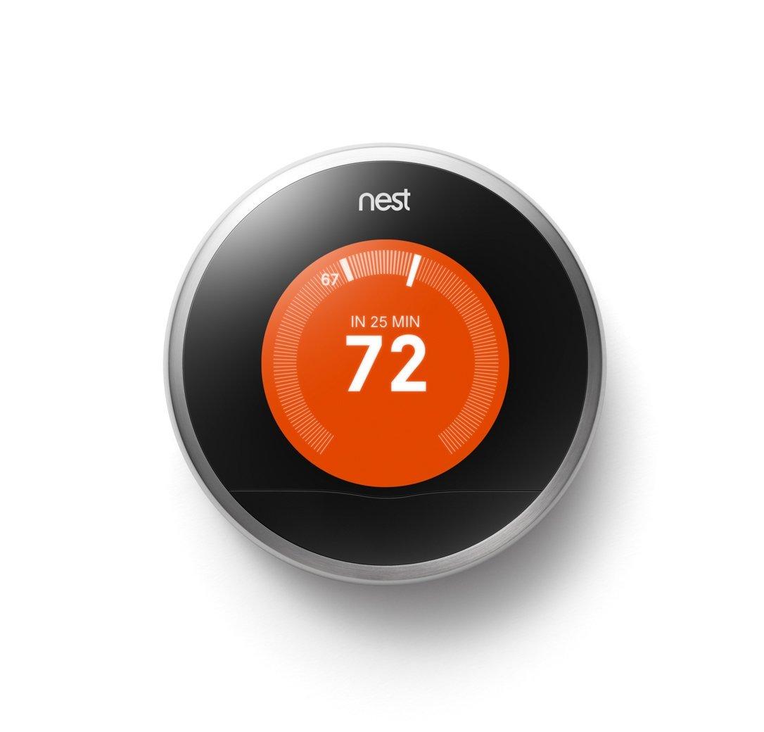Programmable Thermostat Vs  The Nest