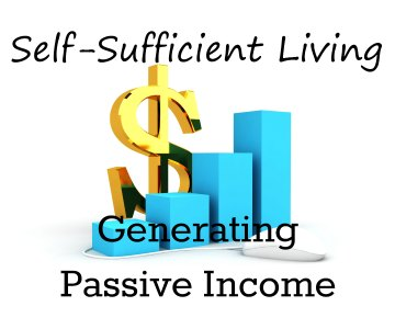 You can set up your own passive income stream! Move towards self-sufficient living, post at www.PintSizeFarm.com