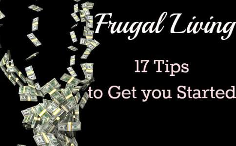 How to live frugally - 17 tips with lots of links! Found at www.PintSizeFarm.com