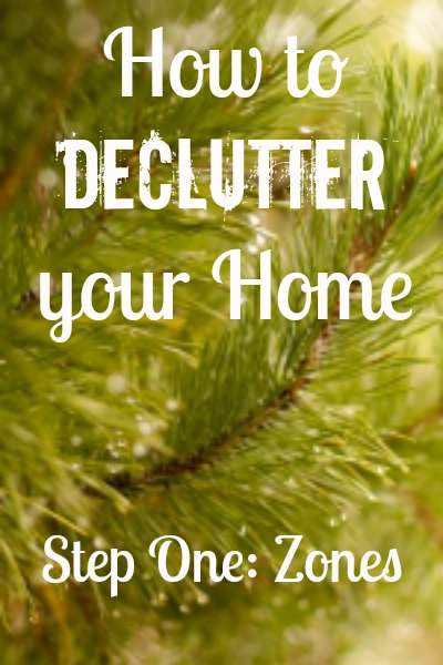 Learn how to declutter your home