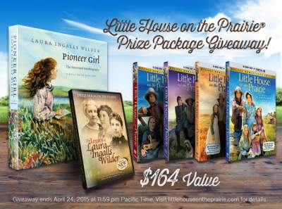 Laura Ingalls Wilder Easter - Fun giveaway found at www.PintSizeFarm.com
